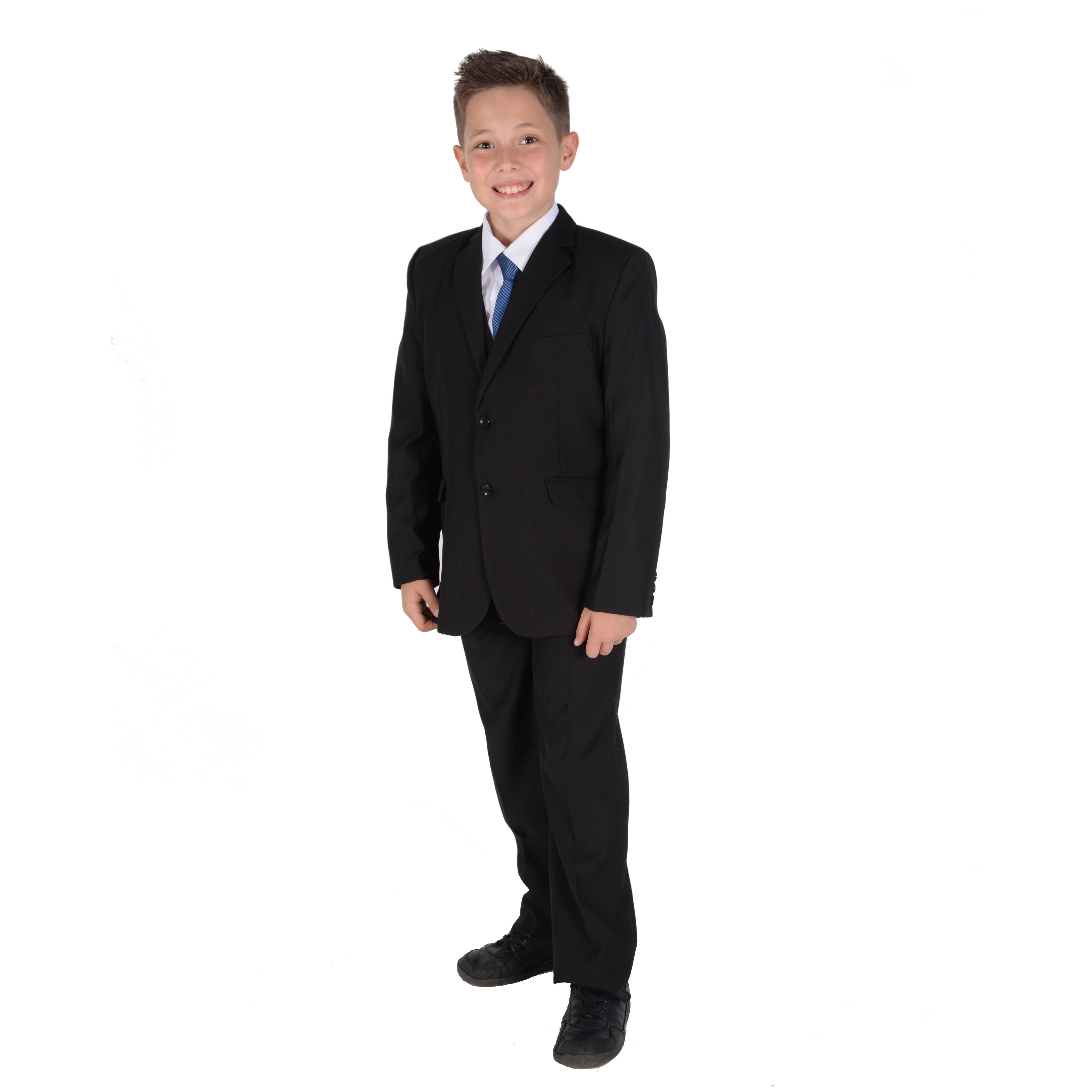 5a84d22fb ... 5 Piece Black Boy Suits Boys Wedding Suit Page Boy Party Prom Return to  Previous Page. lightbox · lightbox