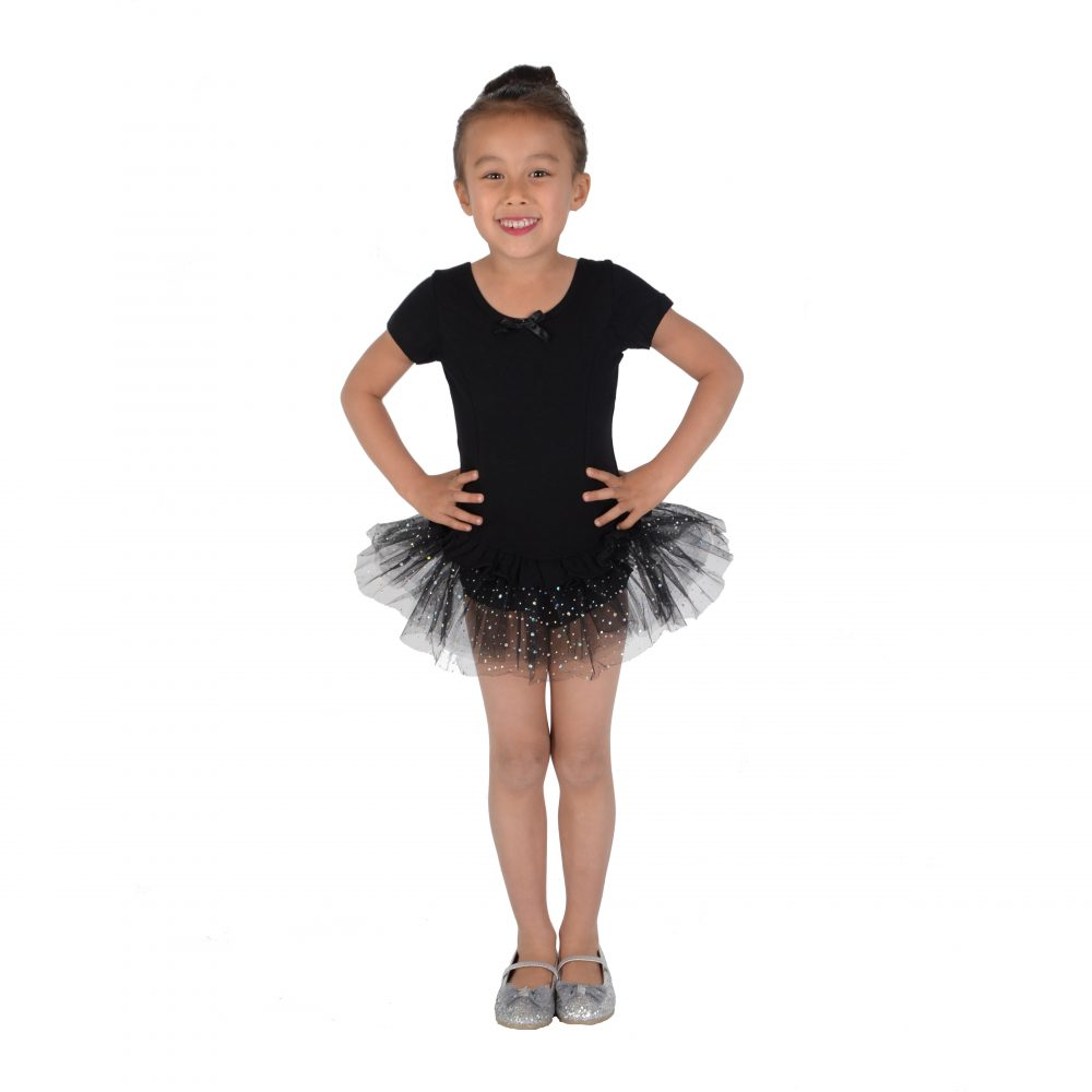 Girls Ballet Dress Dance Tutu Dress 2 3 4 5 6 7 Years 518